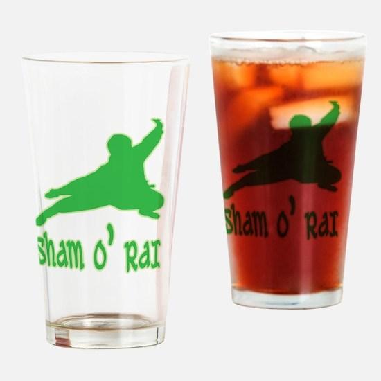 sham-o-rai Drinking Glass
