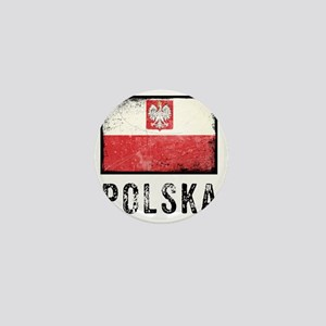 vintagePoland9 Mini Button