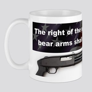 the-right-of-the_MOSSBERG-500 Mug