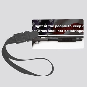 the-right-of-the_MOSSBERG-500 Large Luggage Tag