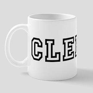 Clergy Mug