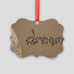 dream sepia Picture Ornament