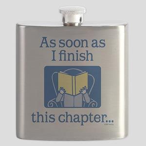 finish Flask
