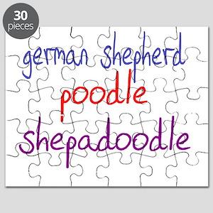 shepadoodle_black Puzzle