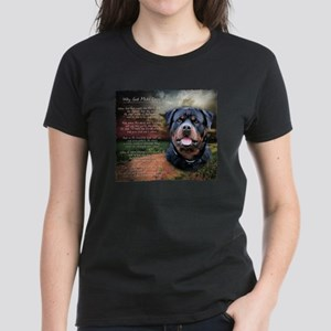 godmadedogs Women's Dark T-Shirt