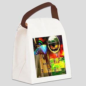 tech Canvas Lunch Bag