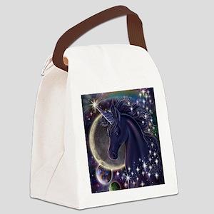 Stellar_Unicorn_16x20 Canvas Lunch Bag