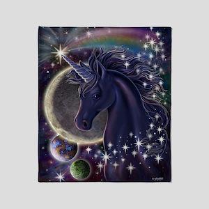 Stellar_Unicorn_16x20 Throw Blanket