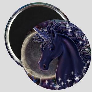 Stellar_Unicorn_16x16 Magnet