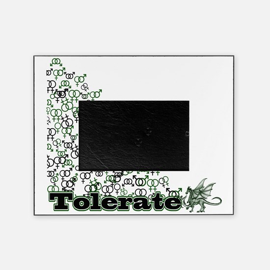 Tolerate Picture Frame