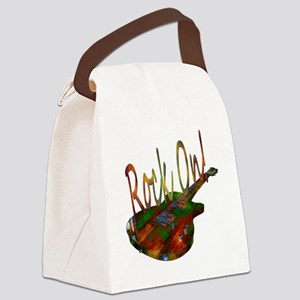 rockon Canvas Lunch Bag