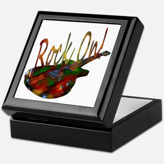 rockon Keepsake Box