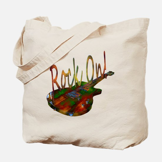 rockon Tote Bag