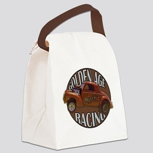 golden age willies brown Canvas Lunch Bag