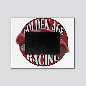 Golden Age Red Picture Frame