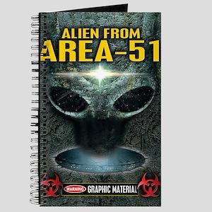 Area-51 Alien Journal