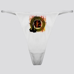 hunting in district 12 the hunger ga Classic Thong