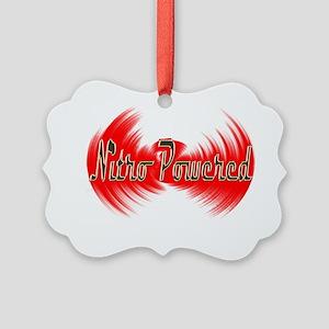 nitro powered Picture Ornament