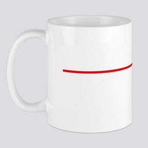 Probably Got An A In Statistics BW Mug