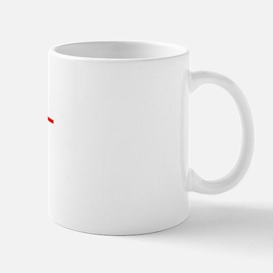 Probably Got An A In Statistics BW Mug