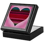 'Electric Heart' Tile/Trinket Box