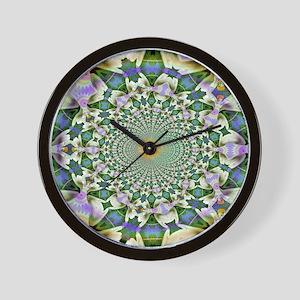 Honey Suckle Fairies Wall Clock