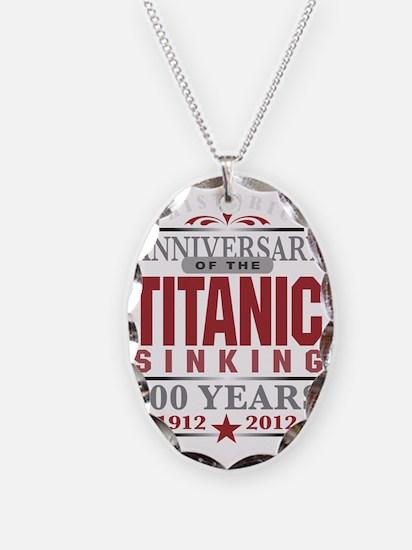 Titanic 100 Yr 2 Necklace