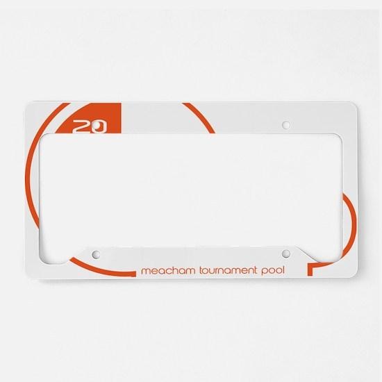 MTP LOGO 12 NEW2 License Plate Holder