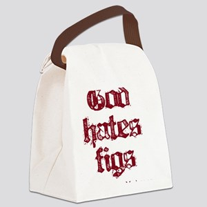figs Canvas Lunch Bag