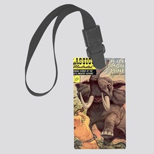 CI SOLOMOMS MINES BIG Large Luggage Tag