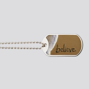 believe Dog Tags