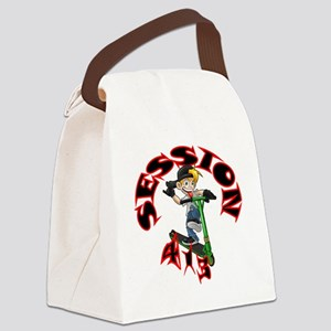 Session413newest Canvas Lunch Bag
