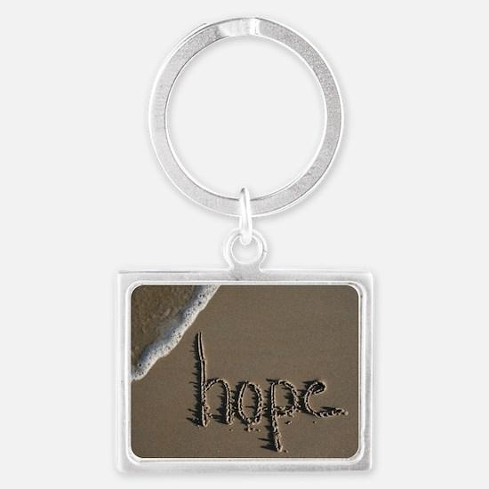 hope Landscape Keychain