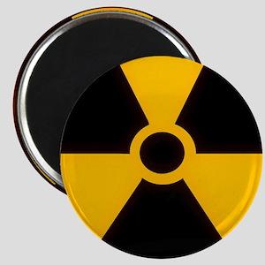 Nuclear Meltdown Warning Magnet