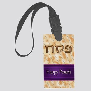Matzah Card, fabspark Large Luggage Tag