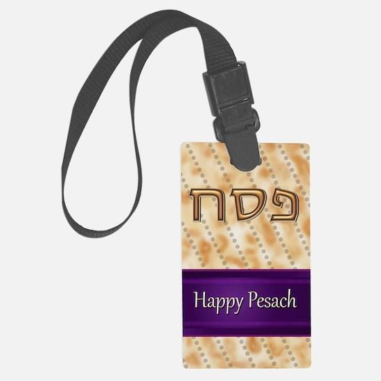 Matzah Card, fabspark Luggage Tag
