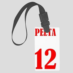 peeta Large Luggage Tag