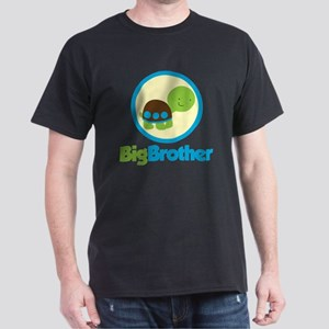 TurtleCircleBigBrother Dark T-Shirt