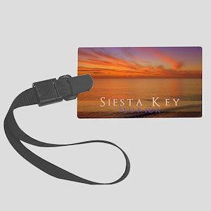skpostcard17 Large Luggage Tag