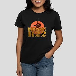 Robinson Red Sun Women's Dark T-Shirt