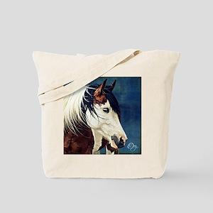 KyiaOnBlueImage Tote Bag