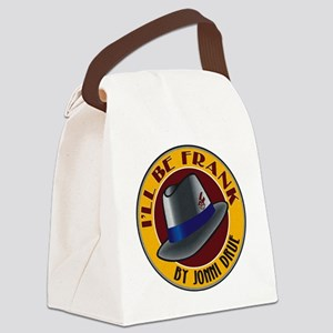 Ill Be Frank Official Logo Canvas Lunch Bag