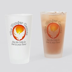 TheHungerGames001dark Drinking Glass