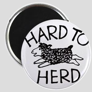 Hard to Herd Lola Magnet