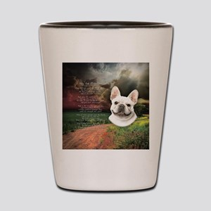 godmadedogs(button) Shot Glass