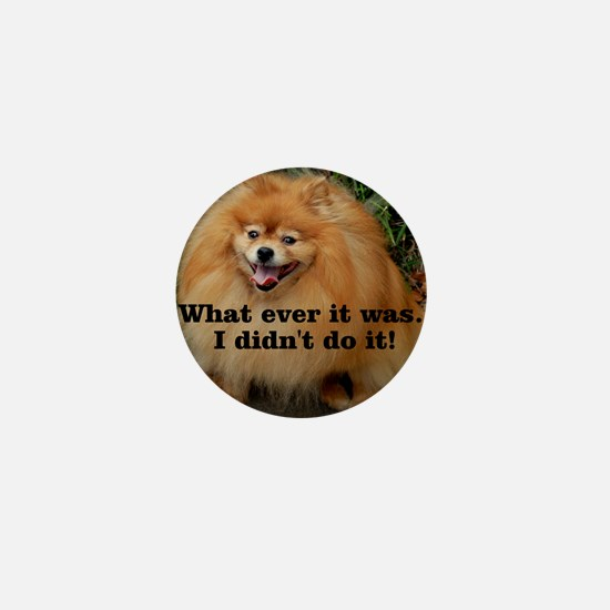 Timmy3 Mini Button