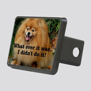 Timmy3 Rectangular Hitch Cover