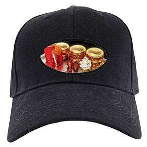 c4d46bfb6e5 Eating Disorders Black Cap With Patch - CafePress