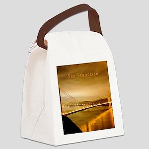 calander-2 Canvas Lunch Bag