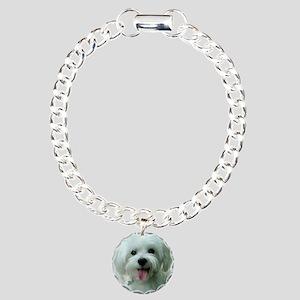 Sadie00 Charm Bracelet, One Charm